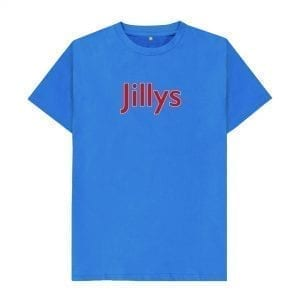 Jilly's Rockworld T-Shirt I Love Manchester
