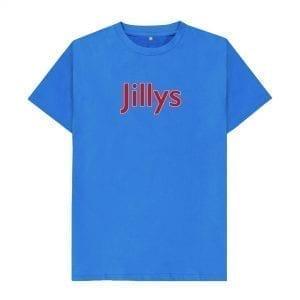 Jilly's Rockworld T-Shirt I Love Manchester