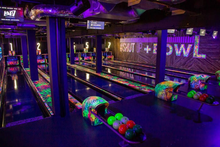 New boutique bowling alley to launch at Great Northern Warehouse I Love Manchester