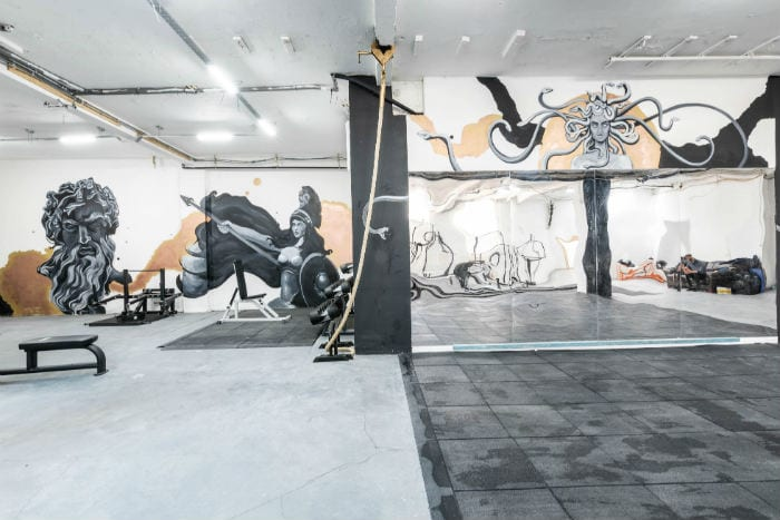 New Manchester gym invites locals to train like a god with Ancient Greek style methods I Love Manchester