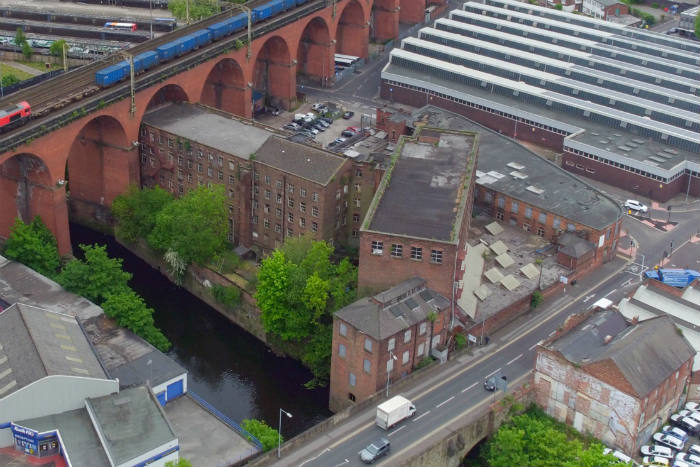 A Sunday Social is coming to this historic Stockport mill with street food and live music I Love Manchester
