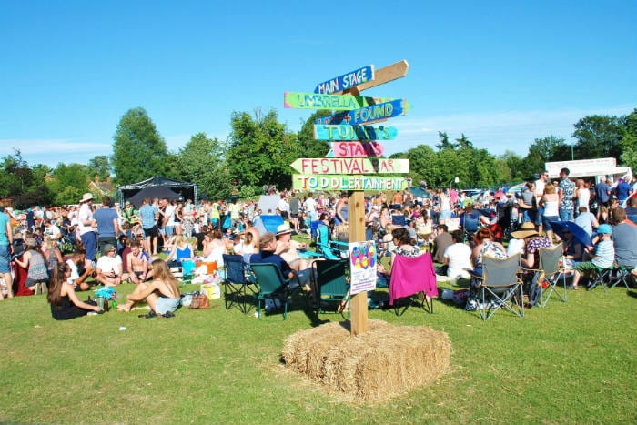 Worsley Live festival is back bigger and better for 2021 with a fun-filled line-up I Love Manchester