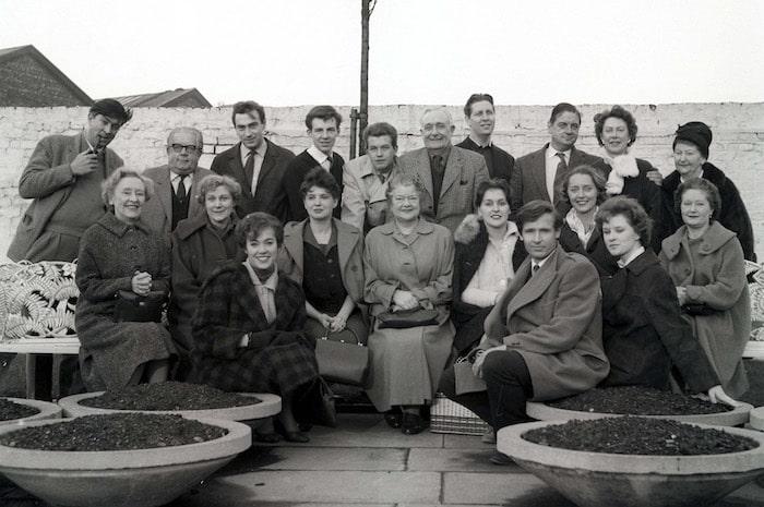 Corrie cast 1960