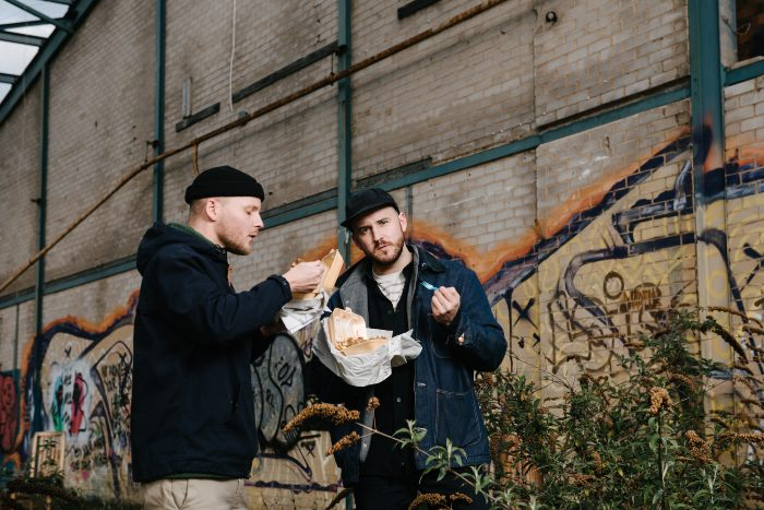 Meet the brothers bringing Middle Eastern street food to Hatch