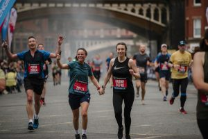 The city centre course is a favourite with runners and shows off some of the hotspots of the city