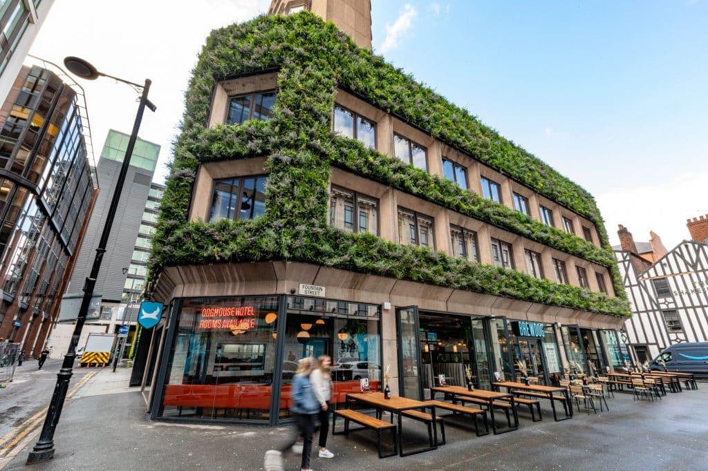BrewDog launch carbon negative craft beer hotel