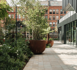 Kampus, Manchester's new vibrant neighborhood, is holding a summer block party