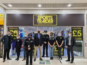 Sports Traider to open in Salford Shopping Centre at the end of August