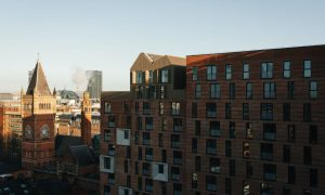 Kampus aims to blend the old and new with its new city centre living development