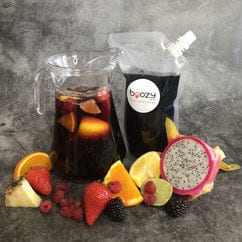 Customers can order premium cocktails including sangria direct to their door